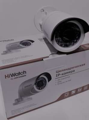 Видеокамера Hikvision HIWatch DS-I120